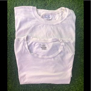 Polo & Calvin Klein White T-Shirt Bundle XXL